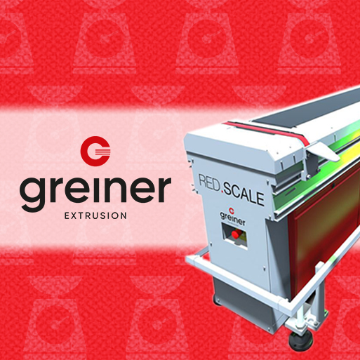 Greiner Red Scale News Icon